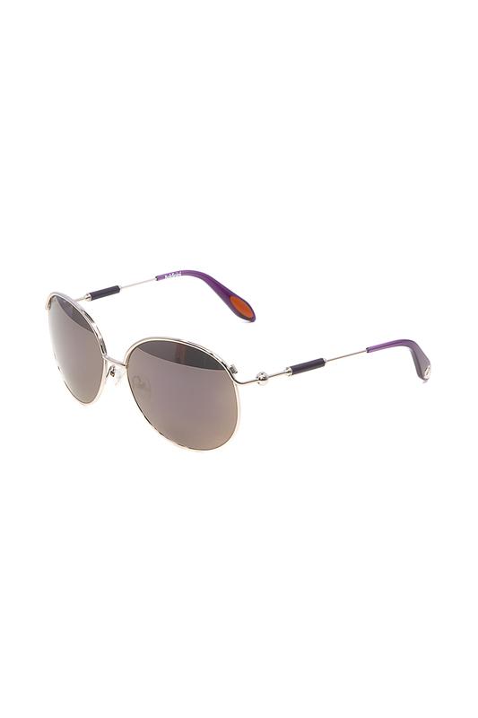 Солнцезащитные очки женские Baldinini BLD 1717 104 серебристые