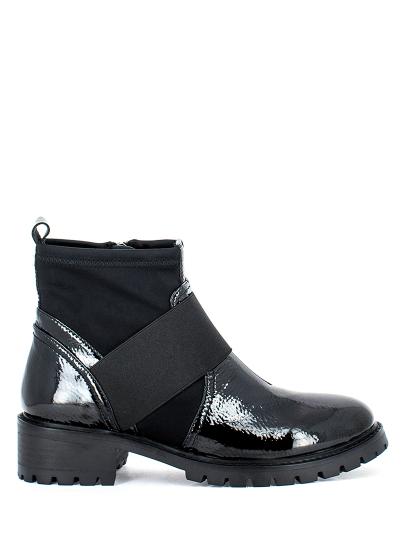 Ботинки женские черные MASSIMO SANTINI  59997