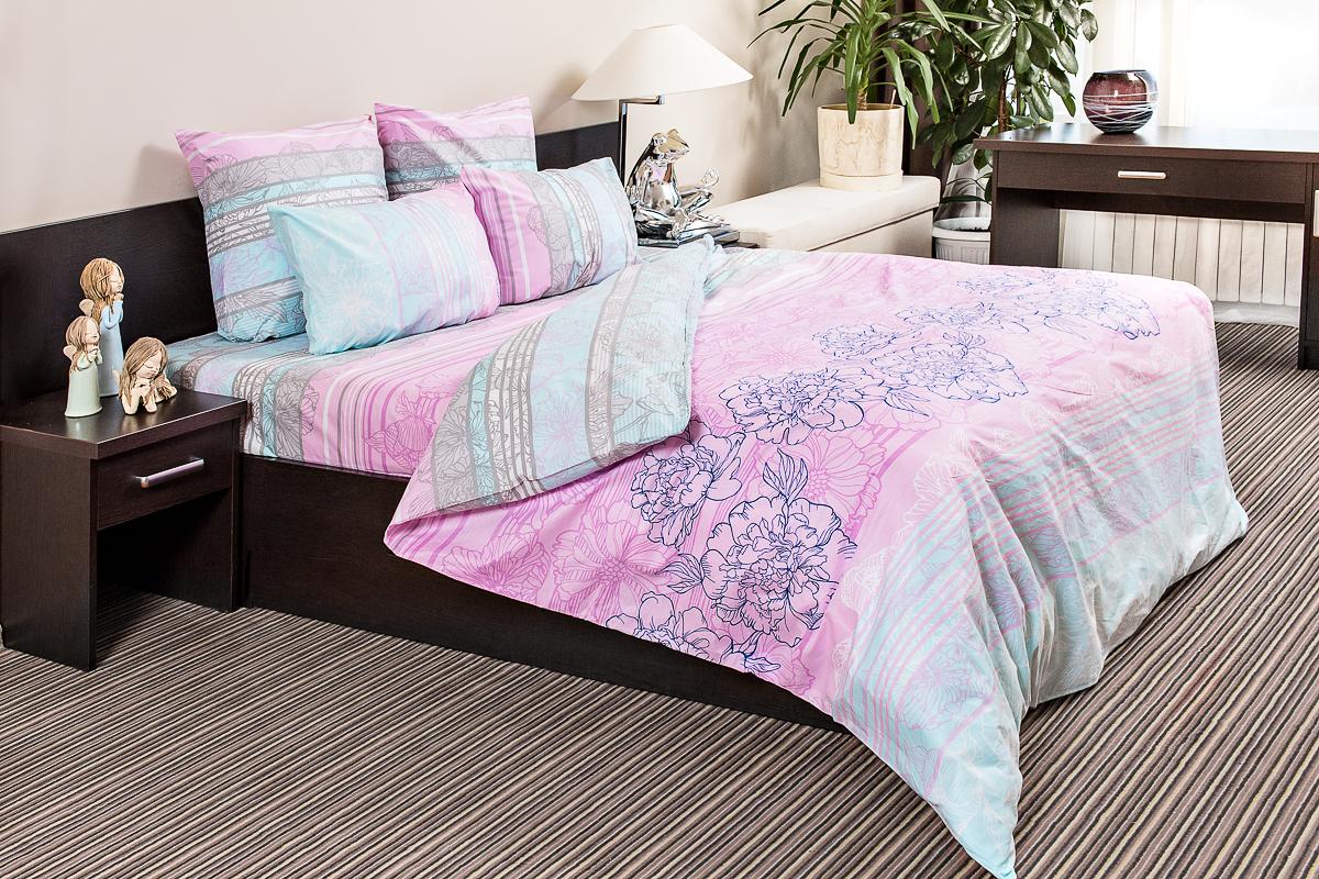 Комплект постельного белья Ночь нежна Leto