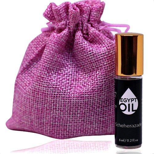 Парфюмерное масло EgyptOil Шахерезада, 6 мл