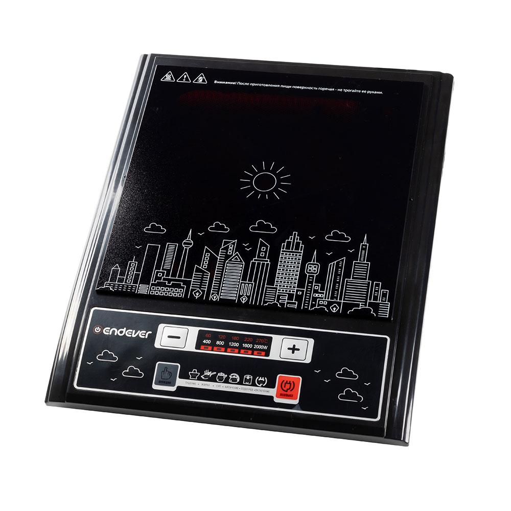 Настольная электрическая плитка Endever Skyline IP 19