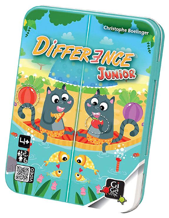 Купить Настольная игра Gigamic Дифферанс для детей,