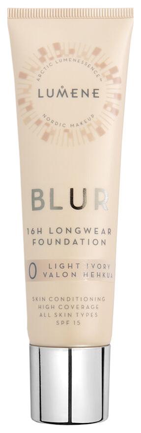 Тональный крем Lumene Blur 16h Longwear Foundation