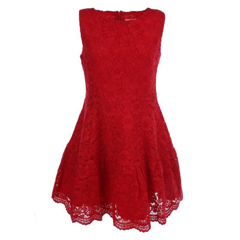 Купить Платье MAYORAL, цв. красный, 140 р-р, Детские платья и сарафаны