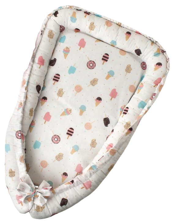 Купить Подушка-Позиционер для сна AmaroBaby кокон-гнездышко, LITTLE BABY ЭСКИМО, Детские подушки