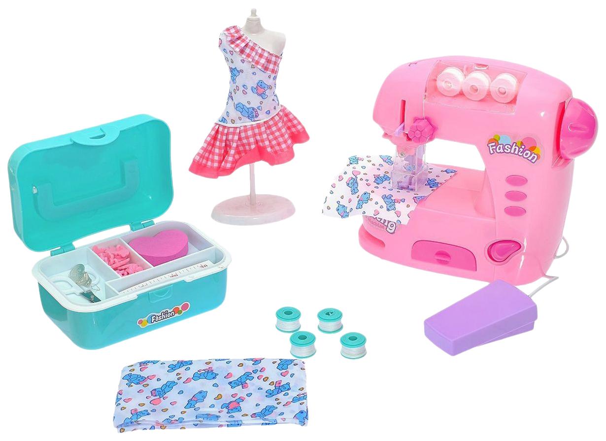 Швейная машина «Карамель» с набором для дизайна