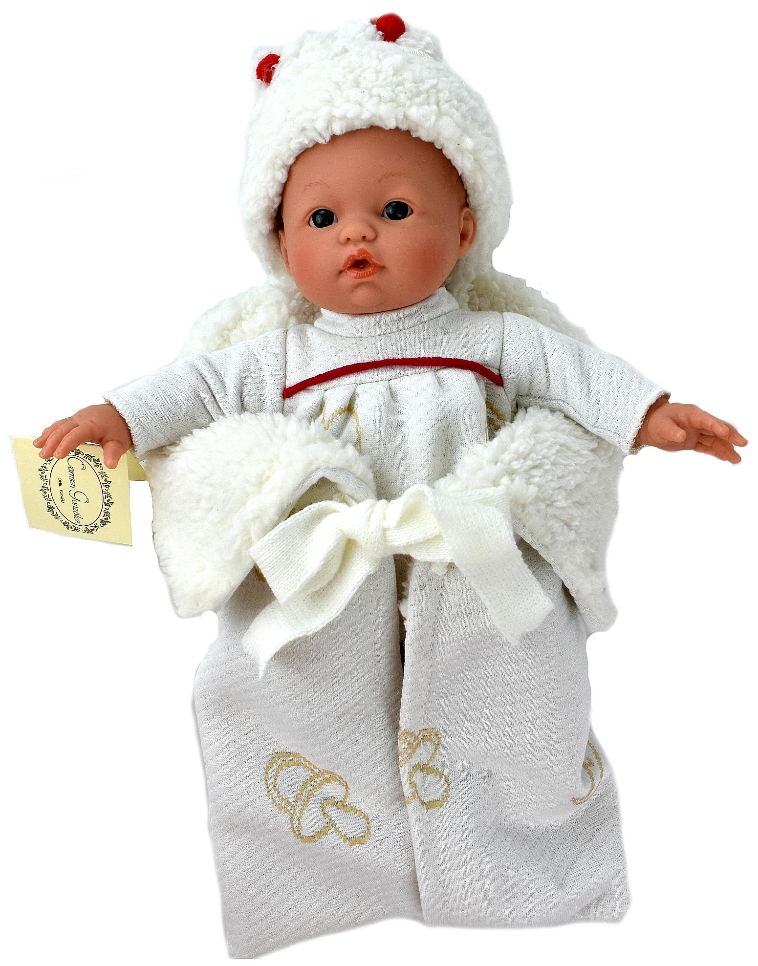 Кукла-пупс Carmen Gonzalez Мончи, 52128 фото