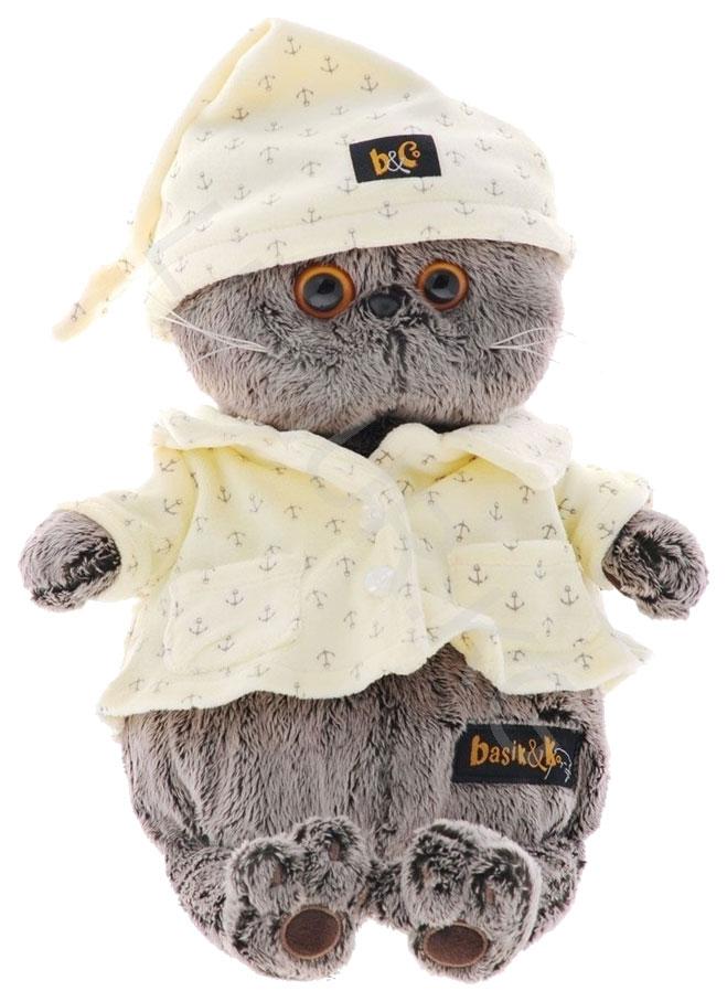 Купить Мягкая игрушка BUDI BASA Басик в пижаме, 25 см,