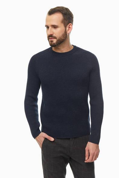 Джемпер мужской Marc O'Polo 520460152/896 синий XL фото