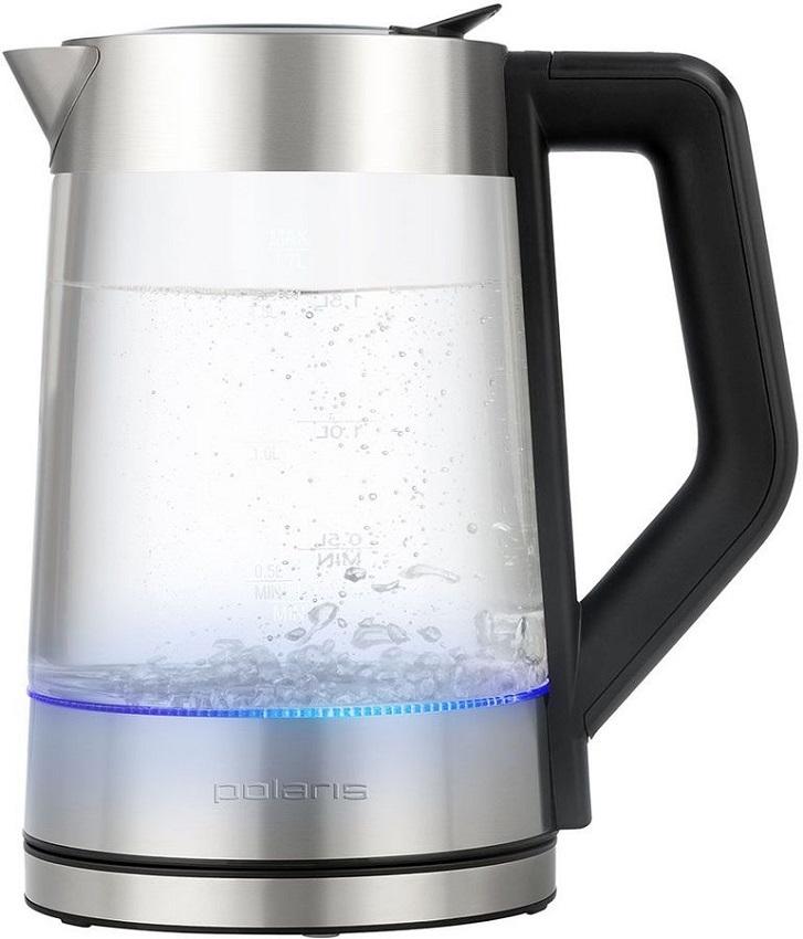 Чайник электрический Polaris PWK 1702CGL Silver