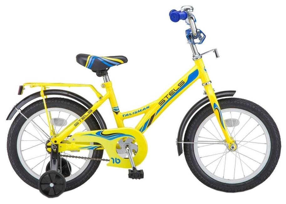 Велосипед детский двухколесный Stels Talisman 16 Желтый