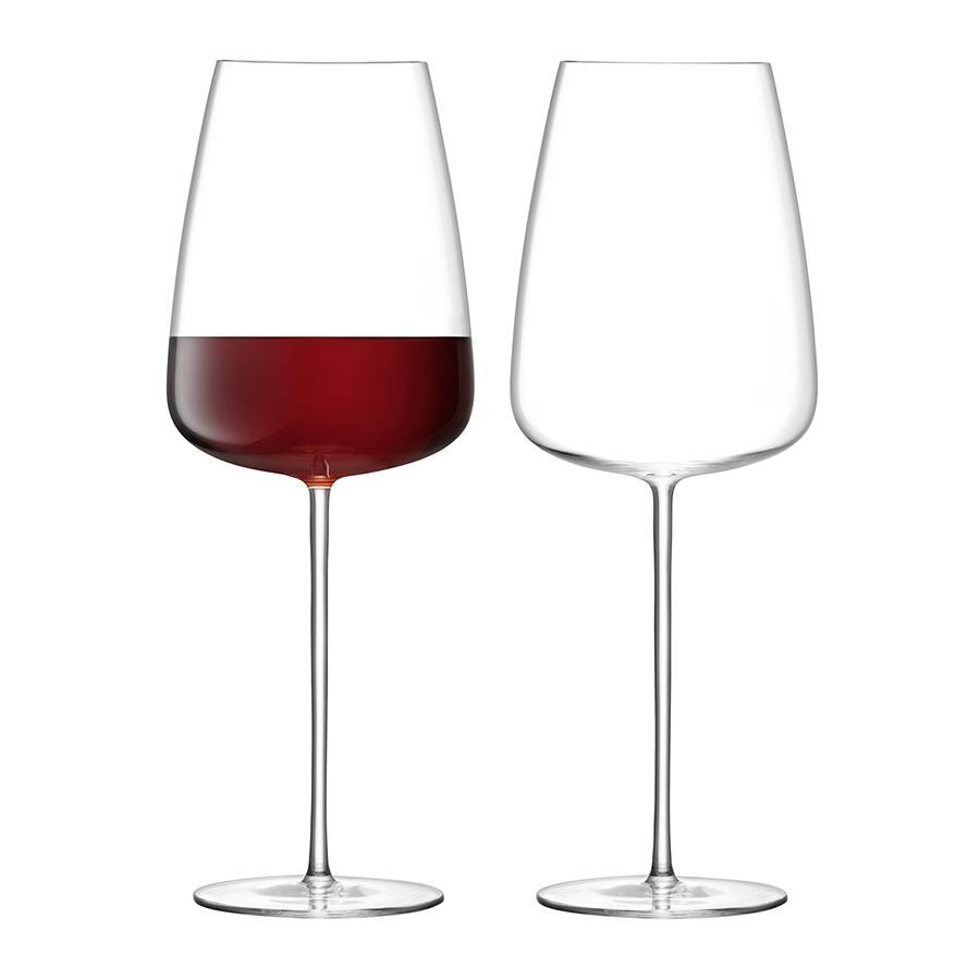 Набор из 2 бокалов для красного вина Wine Culture 800 мл