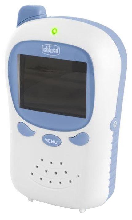 Цифровая видеоняня Chicco Basic Smart 260 Голубой