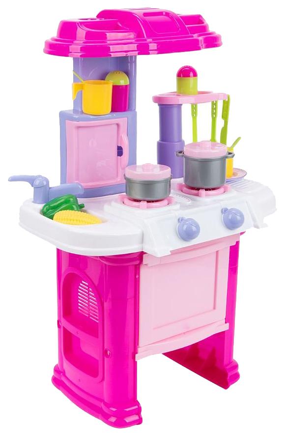 Купить Детская кухня Zhorya Кухня с аксессуарами ZYA-00115,
