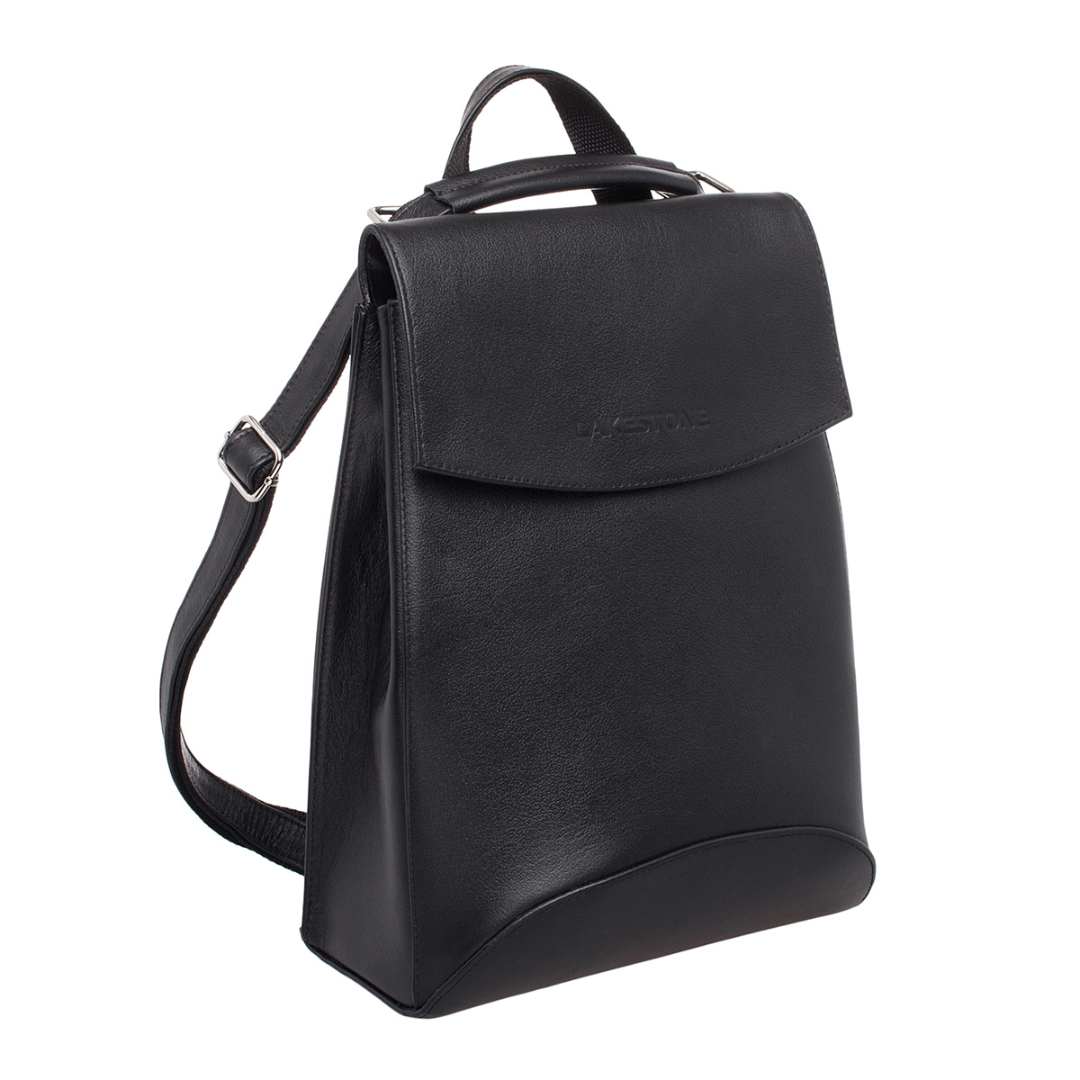 Рюкзак женский кожаный Lakestone 9124016/BL фото