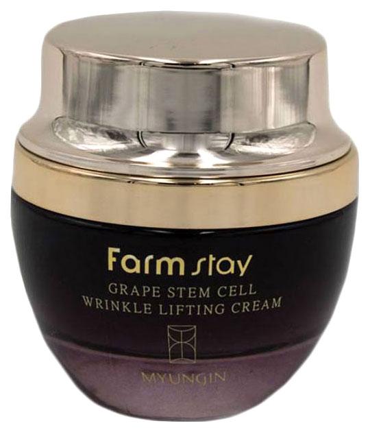 Купить Крем для лица FarmStay Cell Anti-Aging Wrinkle Lifting 50 мл