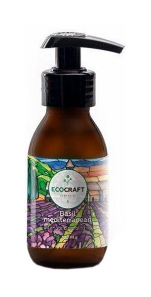 Средство для интимной гигиены EcoCraft Basil mediterrenian