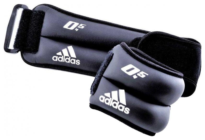 Утяжелители на запястья/лодыжки Adidas ADWT 12227 (2шт