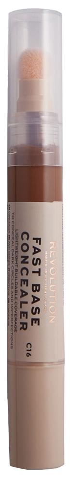 Консилер Makeup Revolution Fast Base Concealer C16