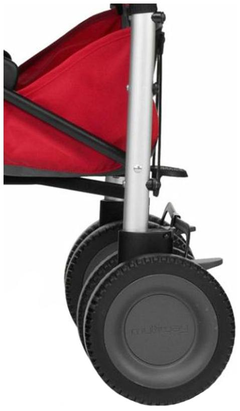 Колеса задние и тормоз к коляске Chicco