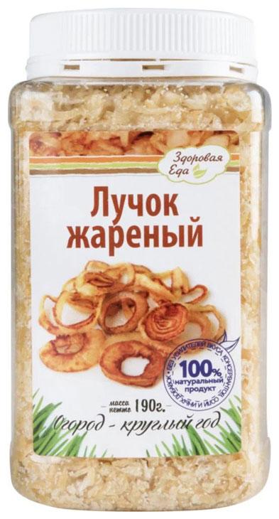 Лук репчатый Здоровая еда жареный сушеный 190 г фото