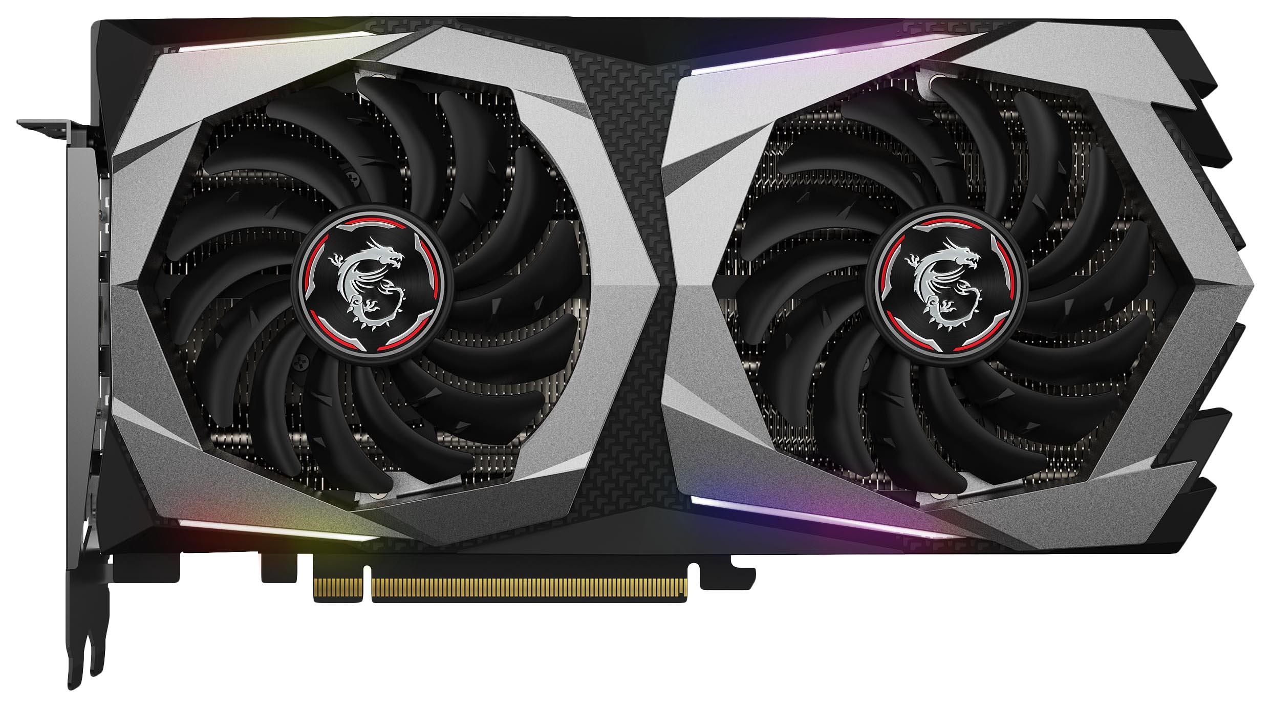 Видеокарта MSI Gaming Z GeForce RTX 2060 (RTX 2060 GAMING Z 6G) фото