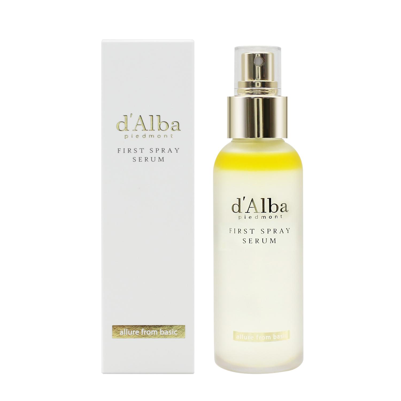 Мист серум для лица d'Alba White truffle