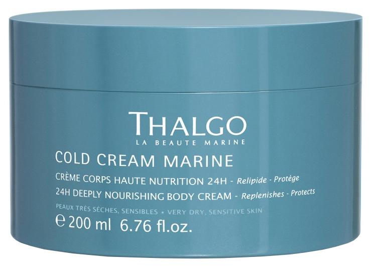 Купить Крем для тела Thalgo Cold Cream Marine 24h Deeply Nourishing Body Cream 200 мл