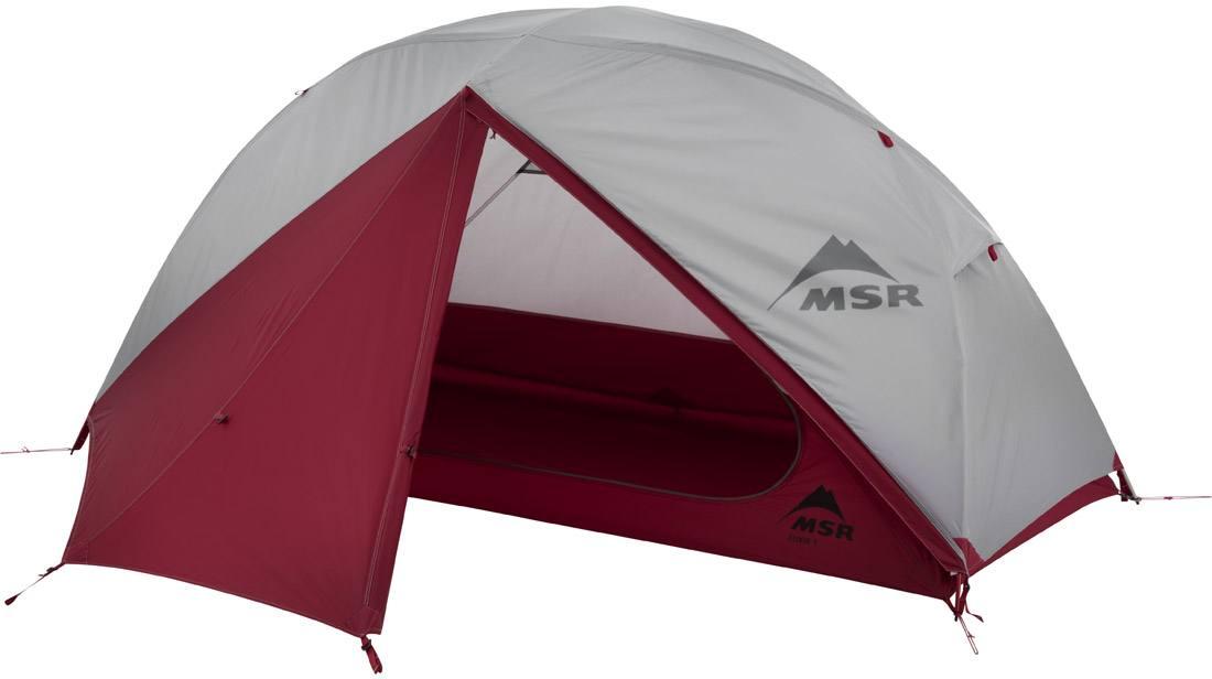 Палатка MSR Elixir серая двухместная