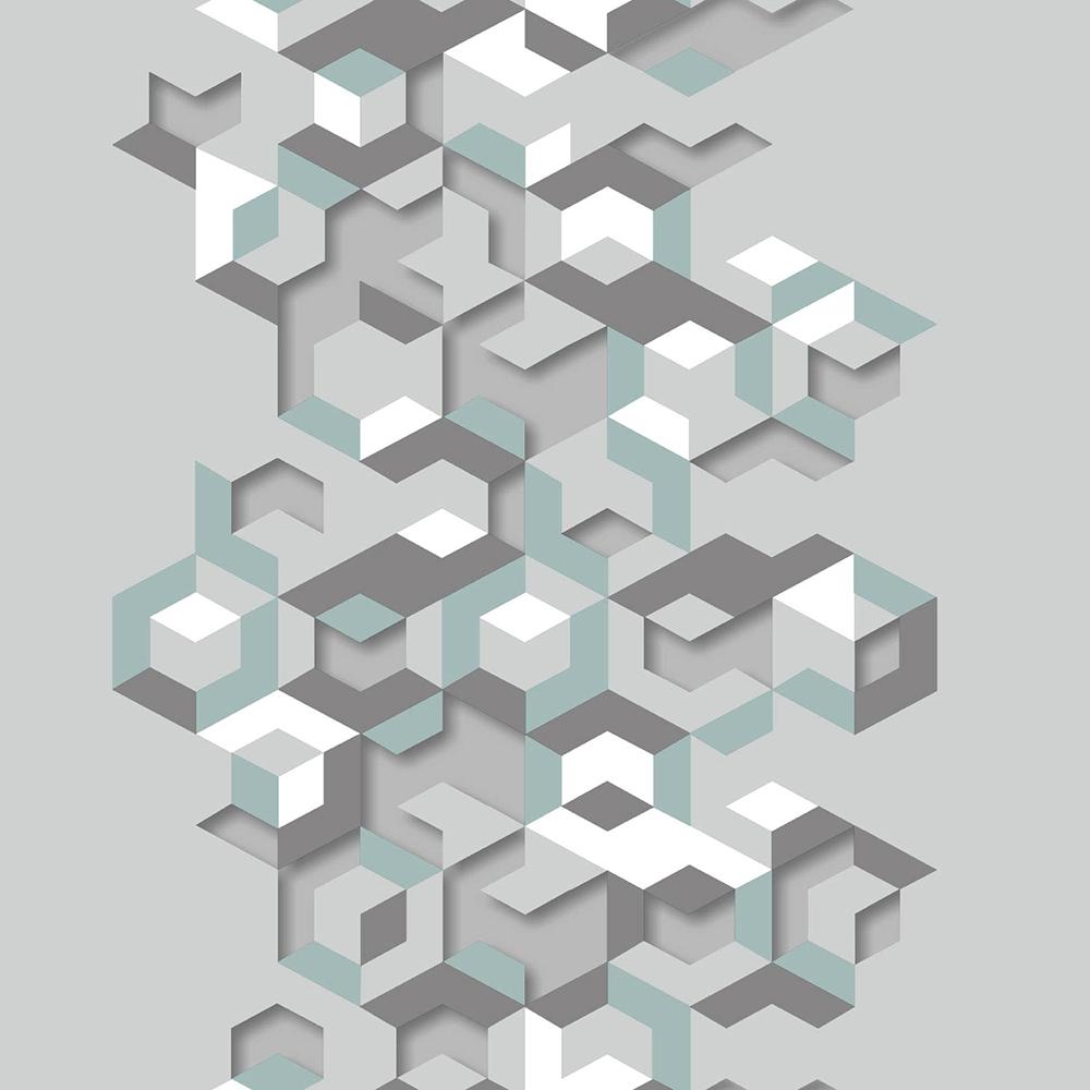 Виниловые обои Ugepa Hexagone L57711 фото