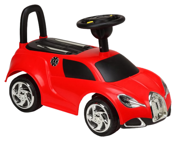 Каталка детская Наша игрушка Блеск красный K402-1-RED фото