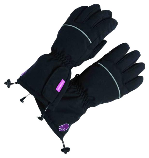Перчатки с подогревом Pekatherm GU920 черные S
