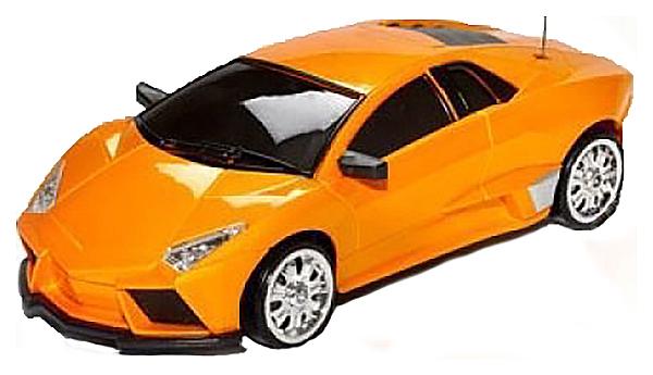 Радиоуправляемая машинка для дрифта HuangBo Toys Lamborghini Оранжевый