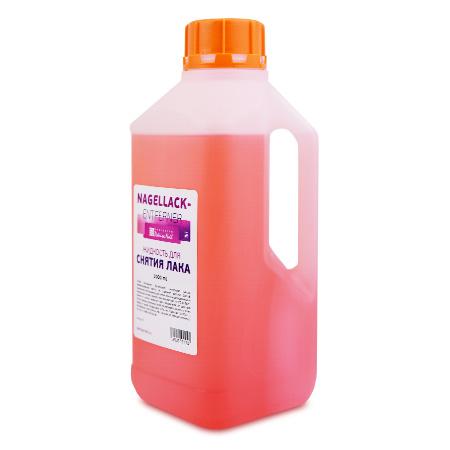 Жидкость для снятия лака без ацетона Patrisa Nail,