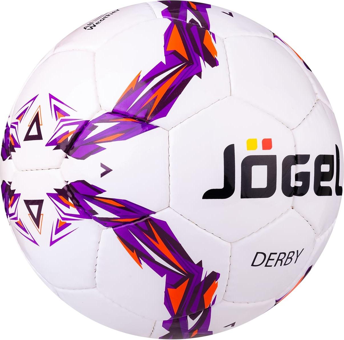 Мяч футбольный Jogel JS 560 Derby №5