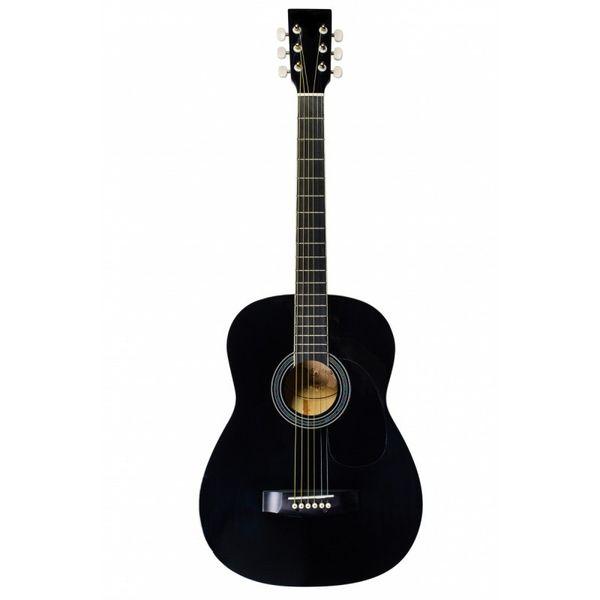 Акустическая гитара TERRIS F-380 BK фото