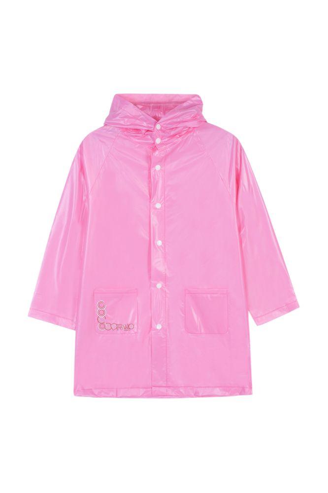 Купить W19152601sh4, Дождевик для девочек COCCODRILLO р.80, Дождевики и плащи для девочек