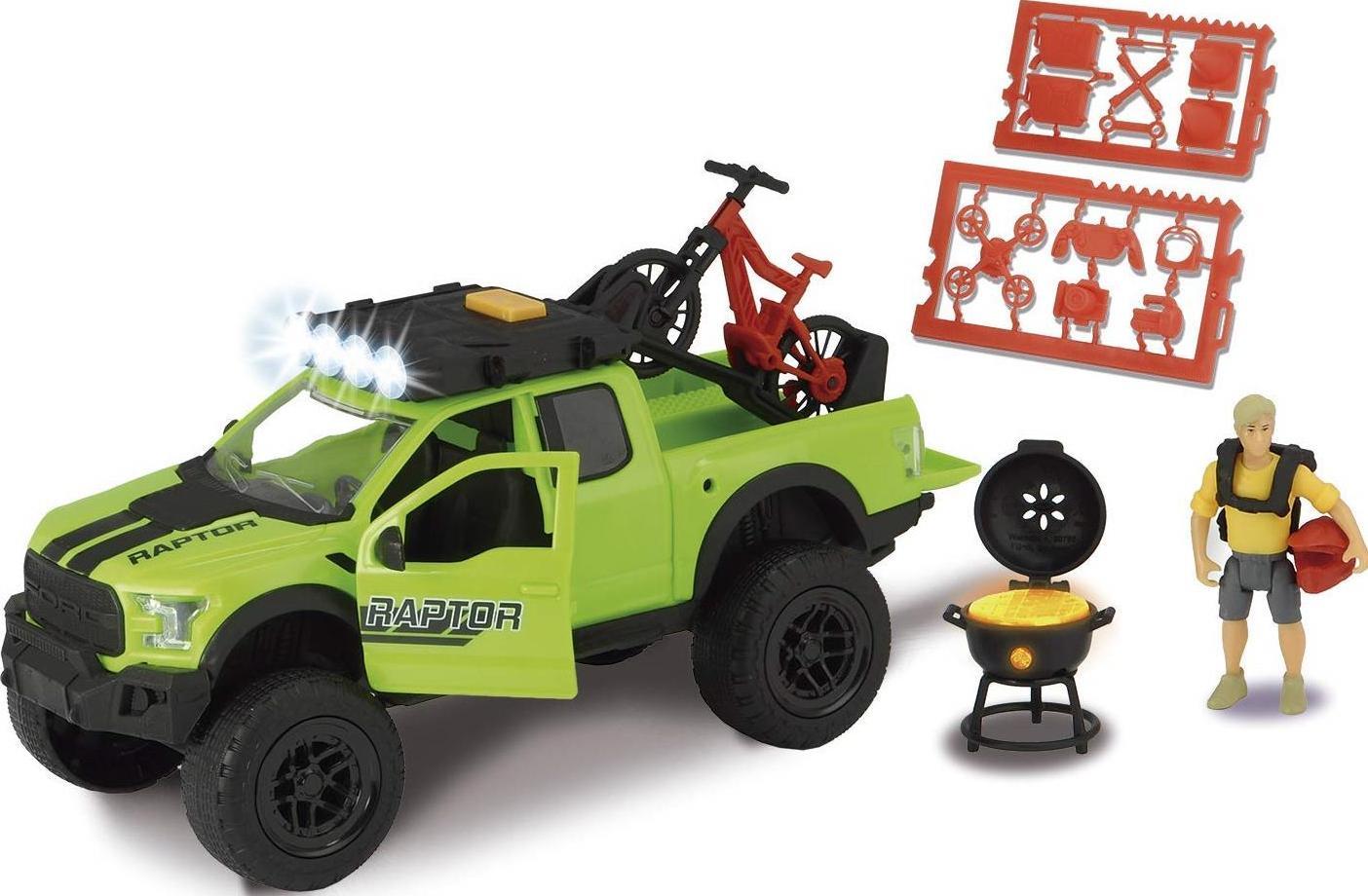 Купить Игровой набор Dickie Toys набор велосипедиста PlayLife,