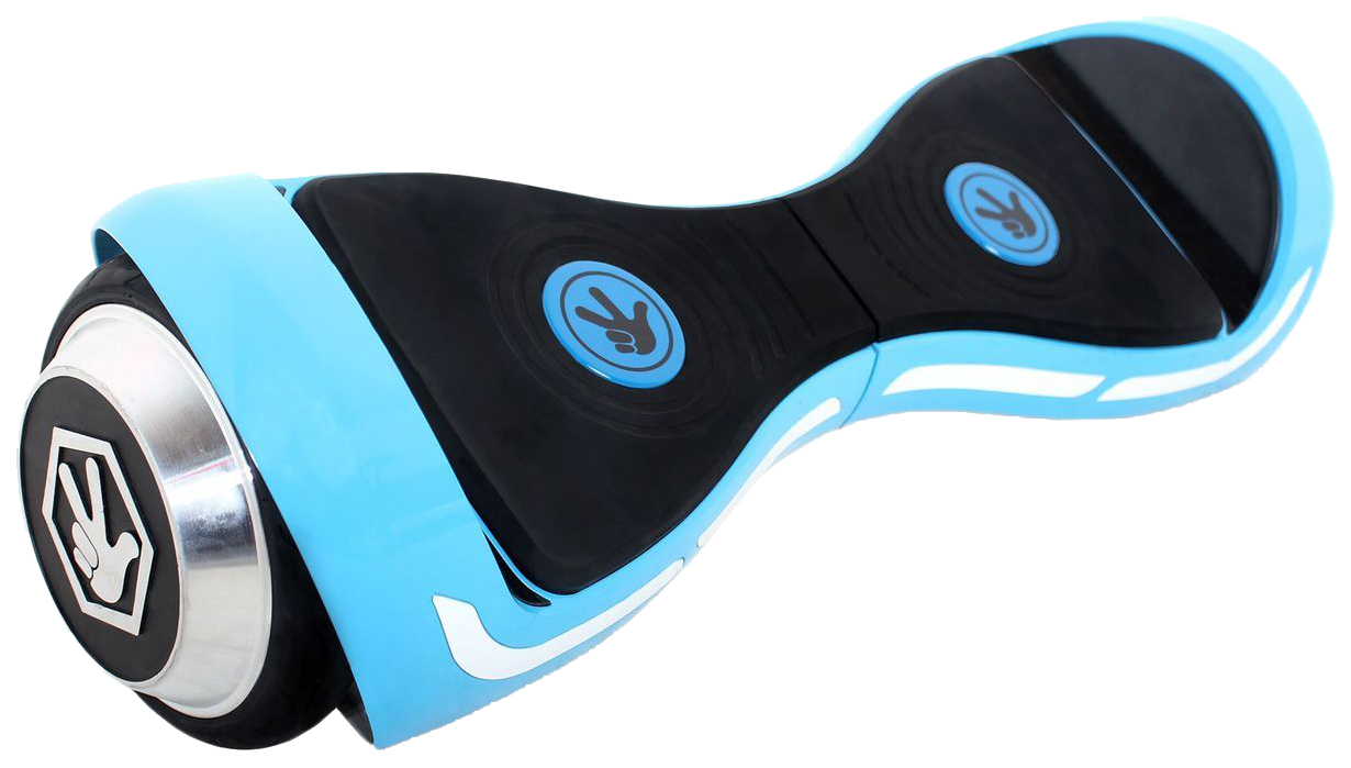 Гироскутер HOVERBOT Фиксиборд 832 blue