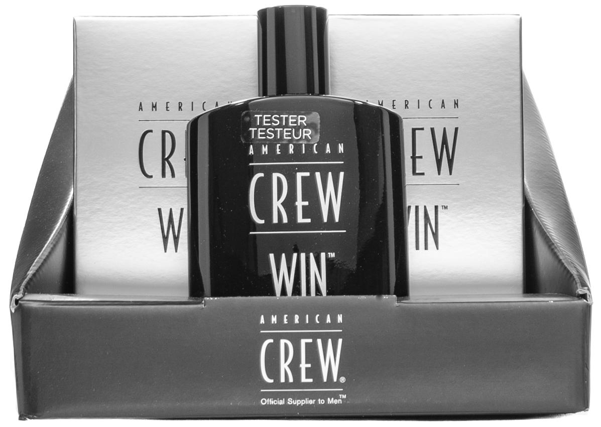 Мужская парфюмерия American Crew Win Fragrance 6х100 мл