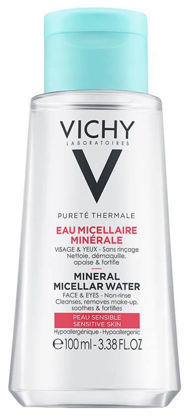 Мицеллярная вода Vichy с минералами для чувствительной