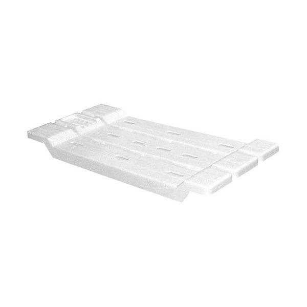 Полка для ванной(сиденье белый) М1552