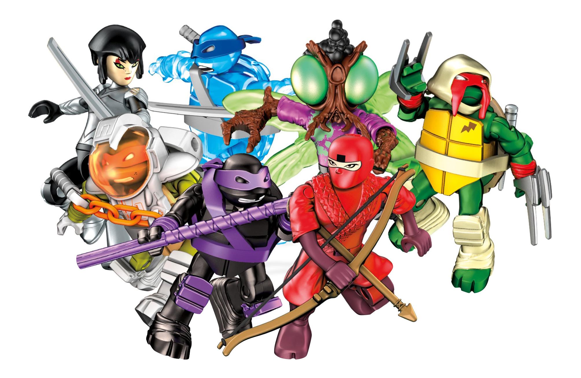 все персонажи черепашек ниндзя фото того, вообще должна
