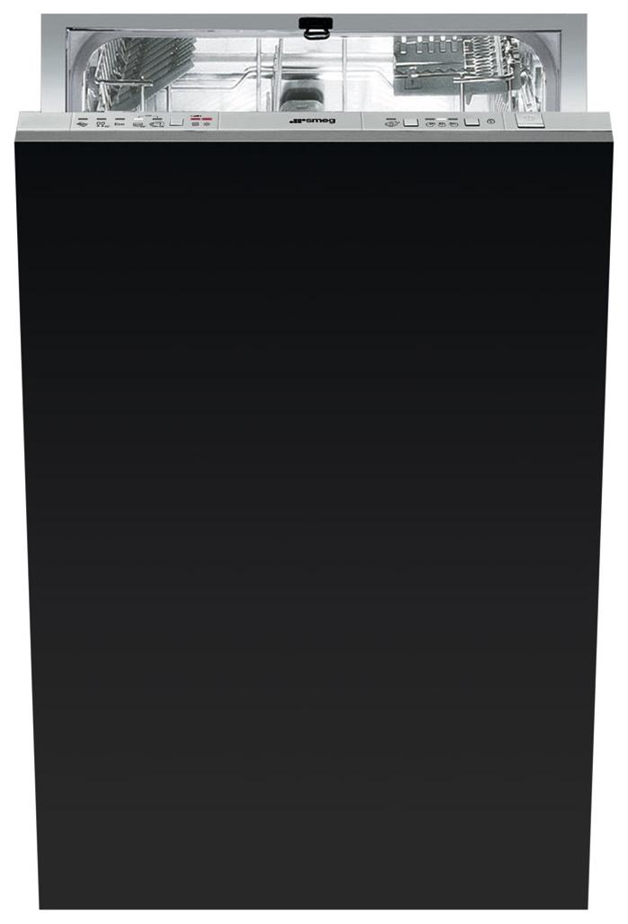 Встраиваемая посудомоечная машина Smeg STA4507 Черный