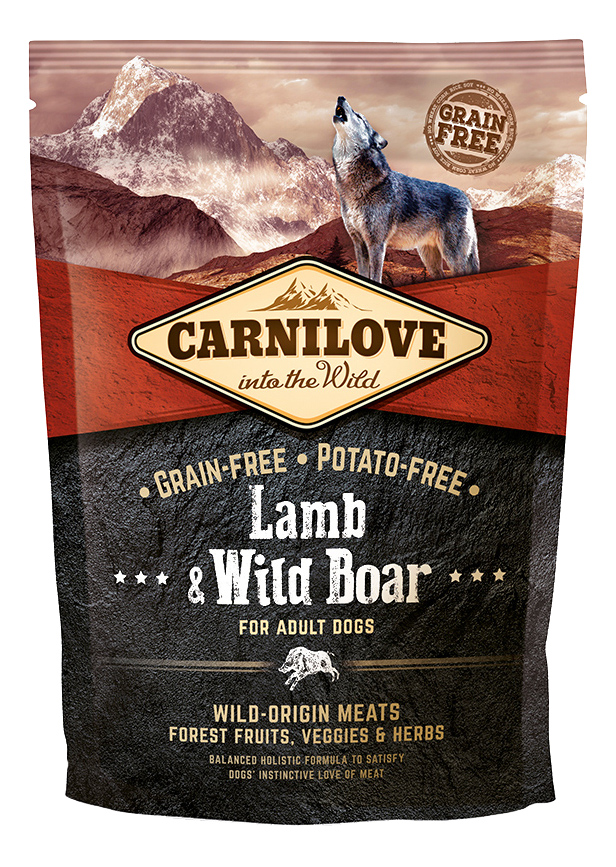 CARNILOVE FOR ADULT DOGS