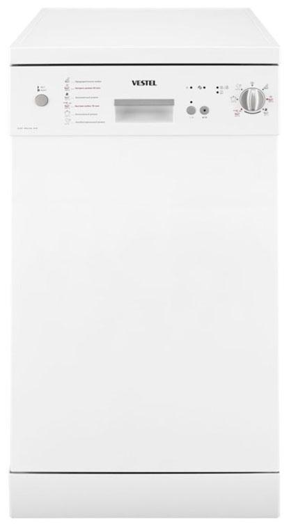 Посудомоечная машина 45 см Vestel CDF 8646WS
