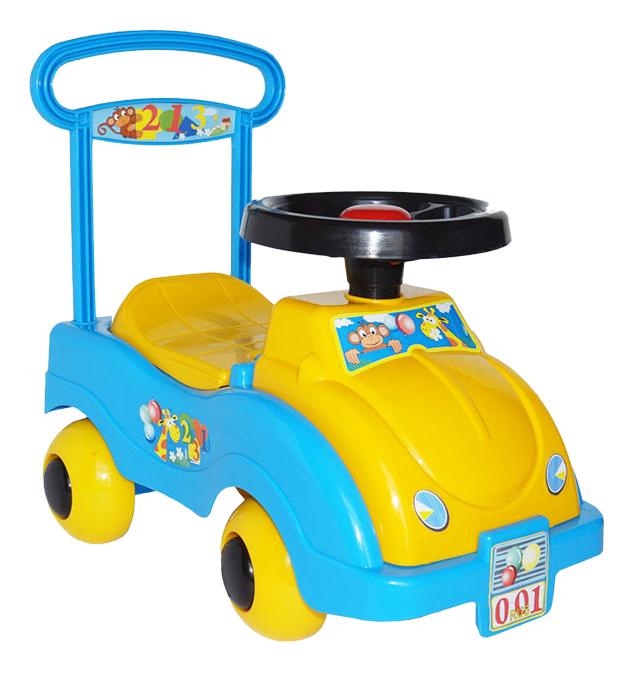 Купить Каталка детская Совтехстром Автомобиль-каталка №1 , Каталки детские