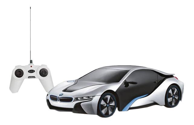 Купить Радиоуправляемая машинка RASTAR BMW I8 48400, Радиоуправляемые машинки