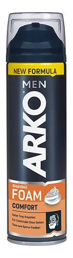 Пена для бритья ARKO Comfort 200мл