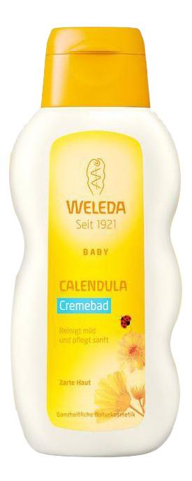 Молочко для купания WELEDA с календулой
